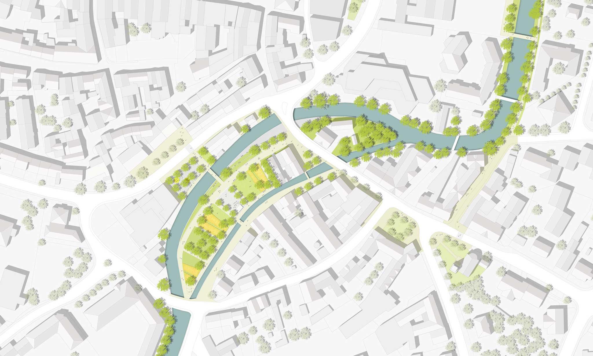 Natur in Pfaffenhofen 2017 - Lageplan 2